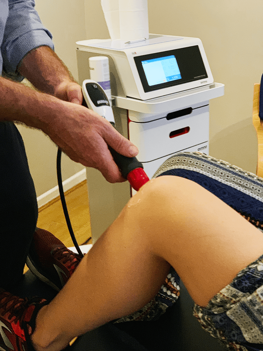 Shockwave Treatment at The Optimum Spine Centre